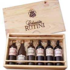 Rutini Colección madera x 6 botellas