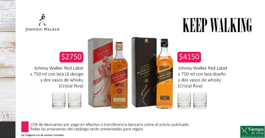14 Johnny Walker