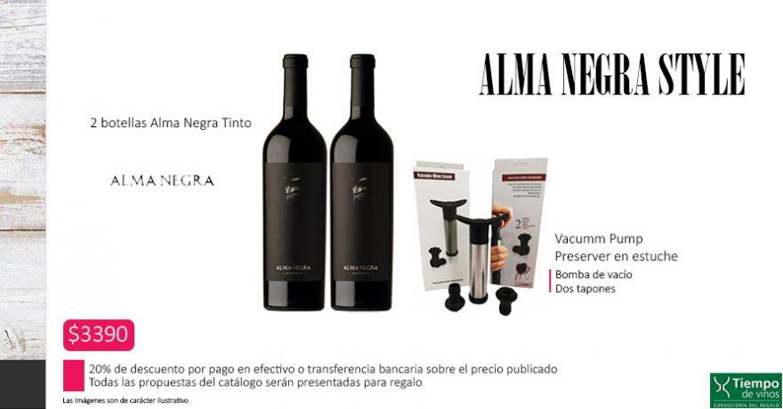 7 Alma Negra Style